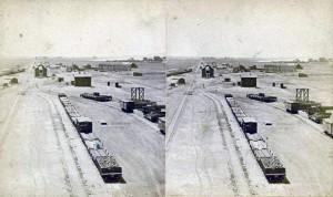 Abq Depot 1881